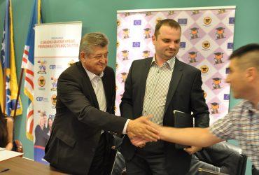 Memorandum o saradnji sa Gradom 11