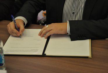 Memorandum o saradnji sa Gradom 9