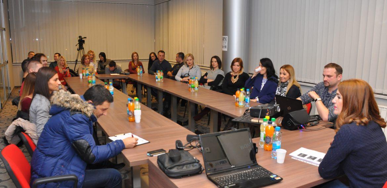 Uspješno realizovana još jedna radionica: Vještine prezentacije i javni nastup