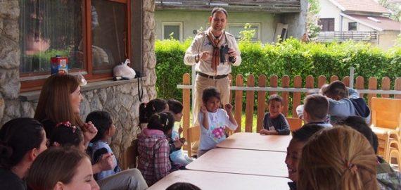 Radionica o inkluziji romske djece