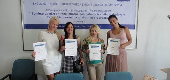 Još jedna grupa mladih učestvovala u Školi političkih studija