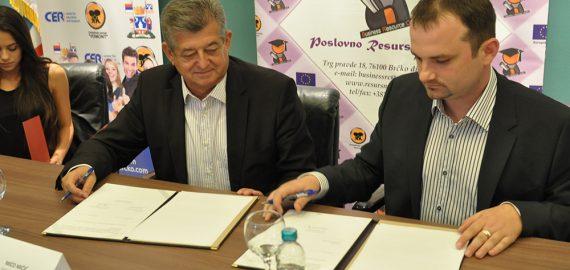 Potpisan memorandum o saradnji sa gradom
