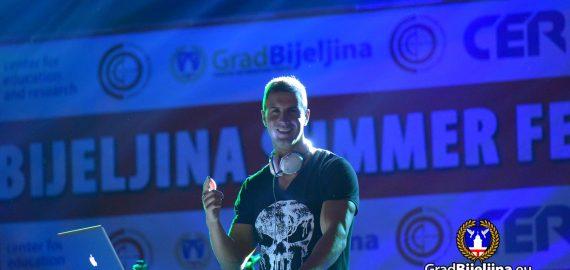 BSF: Natupili DJ Igor Garnier i Aco Pejović
